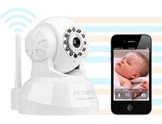 Babyphone WLAN und 3G
